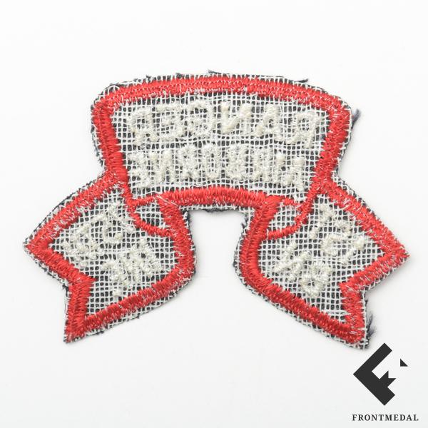 Нарукавный знак 1-го батальона рейнджеров армии США