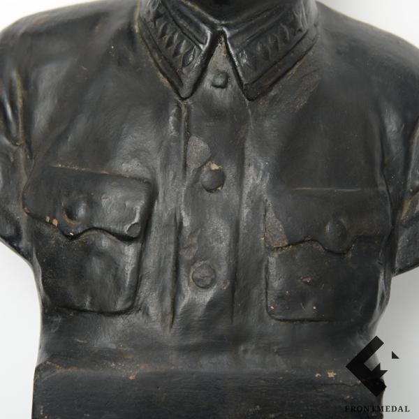 Бюст Берия Лаврентий Павлович (Ленинград, 1938 год)