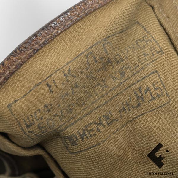 Полевой рюкзак обр. 1939 г. из снаряжения пехоты РККА