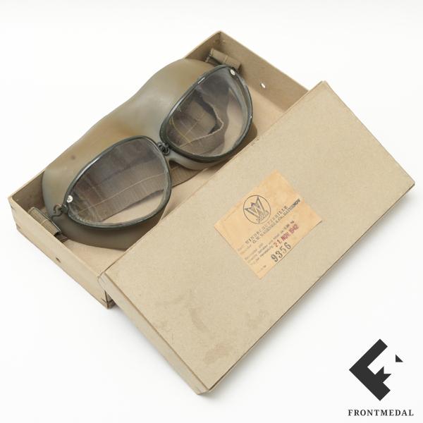 Защитные очки пилота ВВС Люфтвафе в заводской упаковке