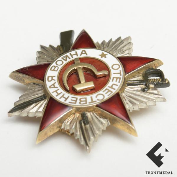 Орден Отечественной войны производства Rudolf Souval (Австрия)