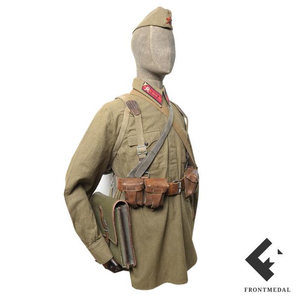Старший сержант стрелковых частей РККА обр. 1941 г.