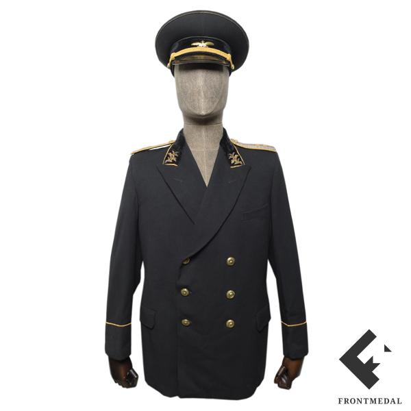 Комплект униформы дипломатического работника МИД СССР, 1950-е гг.