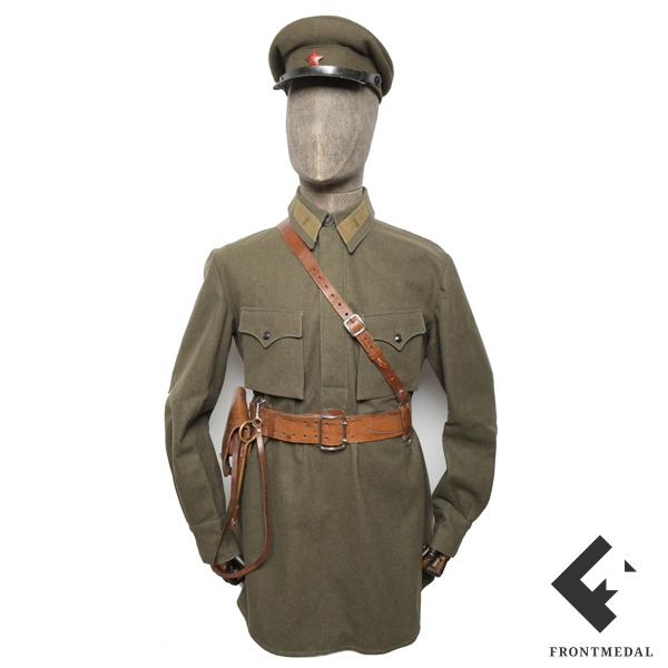 Шпалы для полевой униформы начальствующего состава РККА, 1941 г.