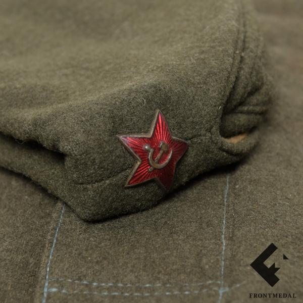 Комплект полевой униформы капитана РККА обр. 1941 г.