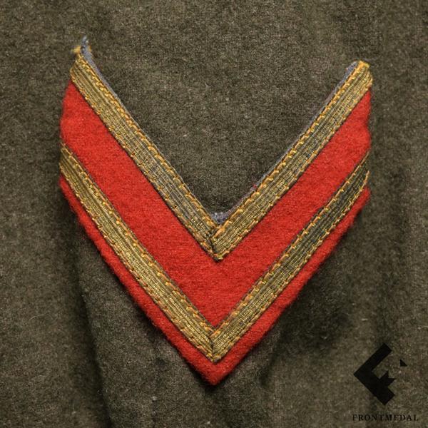 Комплект униформы командира батальона РККА (1935-41 гг.)