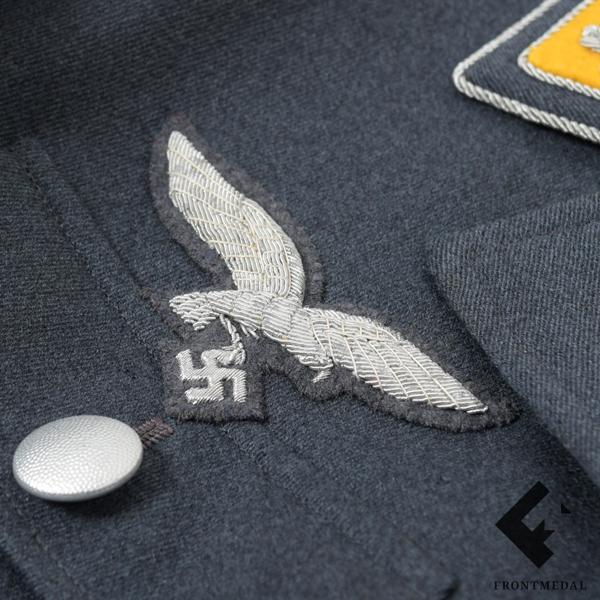 Китель с наградами подполковника ВВС Люфтваффе, 1936 г.
