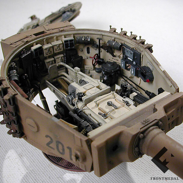 "Модель танка PzKpfw VI ""Tiger I"""