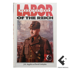 "Книга "" Labor Organizations of the Reich """